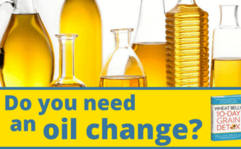 Do you need an oil change?